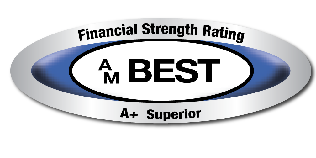 A.M. Best Company - Rated 'A' Excellent